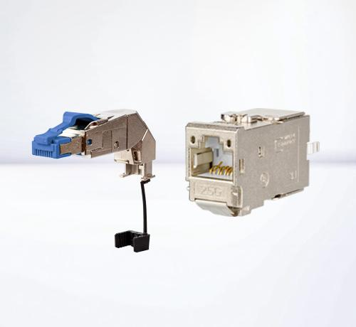 Plugs and jacks for network cabling | RJ45