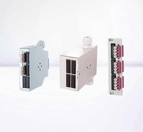 DIN rail housings | Fiber optic OpDAT REG