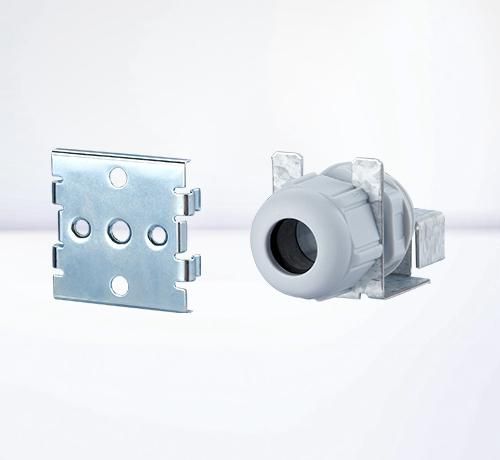 DIN rail housings | Accessories