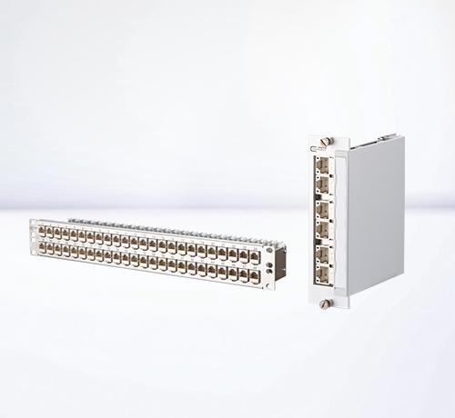 Patch panels | Copper modular