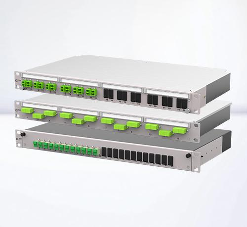 Patch panels | Fiber optic