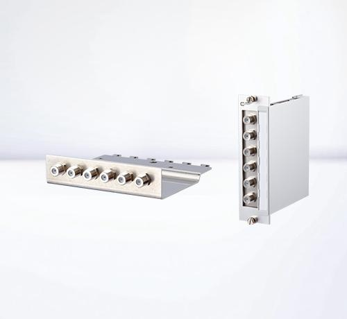 Patch panels | Coax