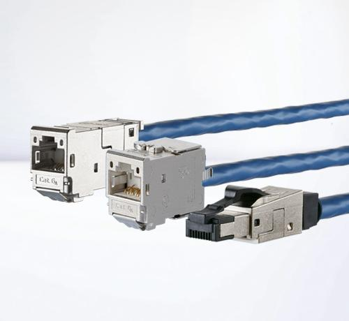 RJ45 consolidation point | direct attached link cables