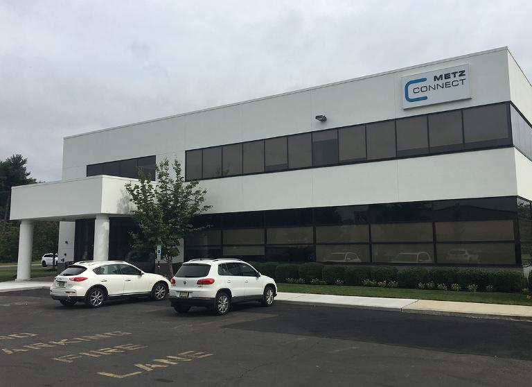 Relocation to the new plant in New Jersey, USA.