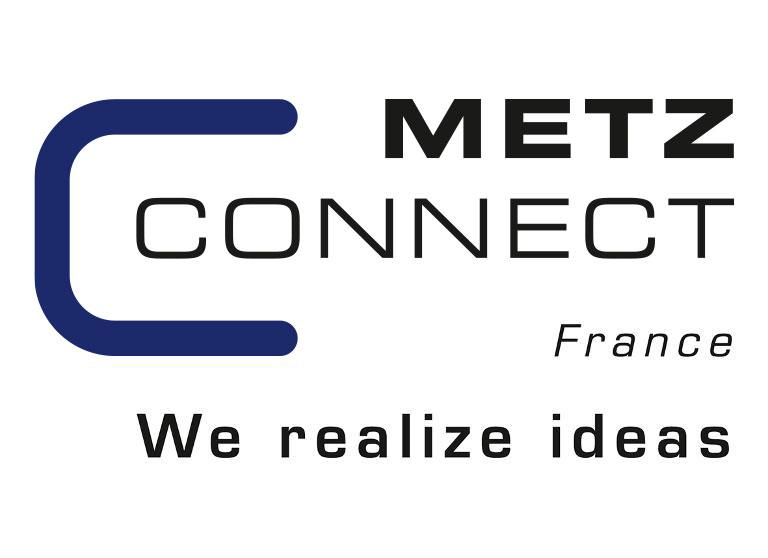 Establishment of METZ CONNECT France.
