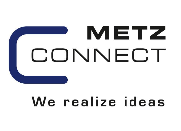 Merging of RIA CONNECT GmbH and BTR NETCOM GmbH into METZ CONNECT GmbH.