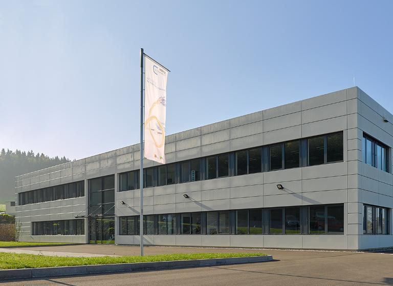 Plant 5 – new building: Glass fiber factory and logistics center.