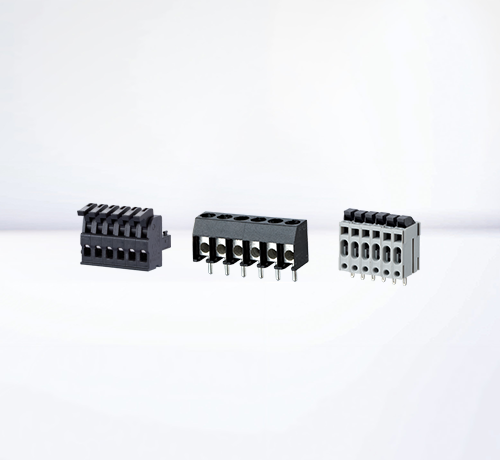 PC board terminal blocks